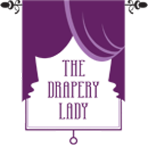The Drapery Lady Logo